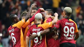 Galatasaray'ın konuğu A.Alanyaspor