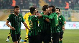 Akhisarspor - İstanbulspor: 4-3 (ÖZET)