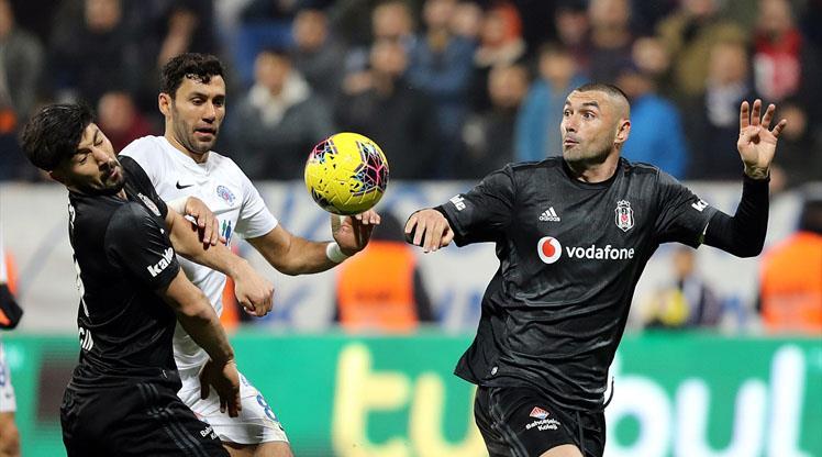 Kasımpaşa-Beşiktaş maçının notları burada
