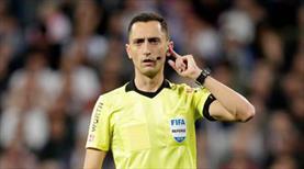 Başakşehir - B. M'gladbach maçının hakemi Sanchez