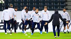Başakşehir maç saatini bekliyor