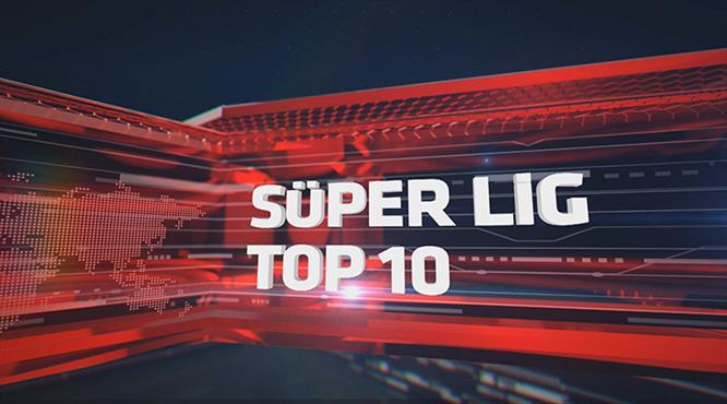 Süper Lig'in 14. haftasında öne çıkan 10 olay