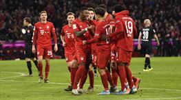 Bayern, Werder Bremen'e patladı: 6-1