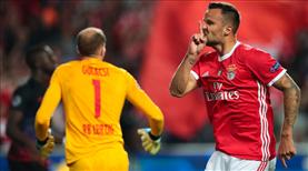 Benfica bu alanda zirvede