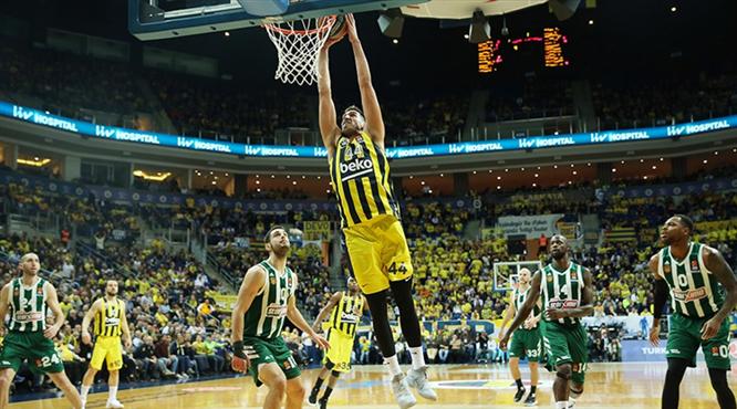 Panathinaikos - Fenerbahçe Beko maçı seyircisiz