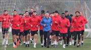 Antalyaspor'da Galatasaray mesaisi