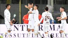 Roma şov yaptı: 4-1 (ÖZET)