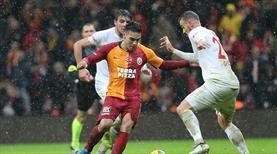 Galatasaray - Antalyaspor maçının notları burada