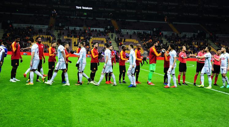 Galatasaray PFDK'ya sevk edildi