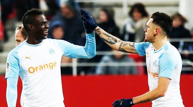 Balotelli attı, Marsilya'nın kabusu bitti (ÖZET)