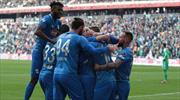 Bursaspor - Çaykur Rizespor: 0-2 (ÖZET)