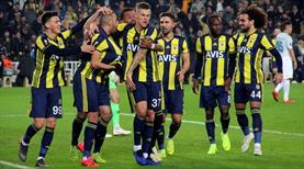 Fenerbahçe Rusya'ya avantajla gidiyor