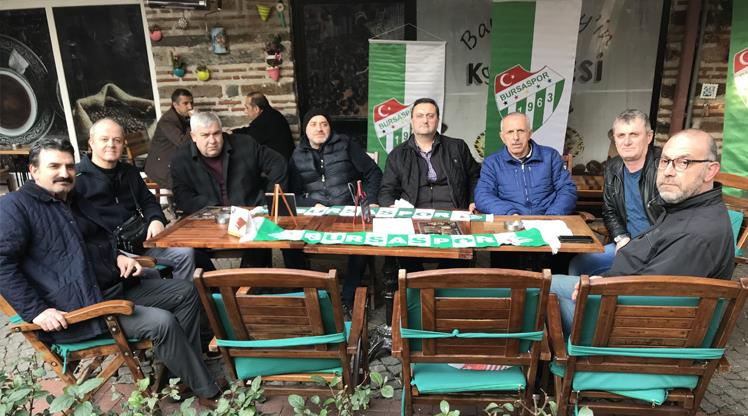 Bursasporlu taraftarlardan birlik çağrısı