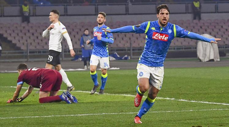Napoli'den İtalyan işi! (ÖZET)