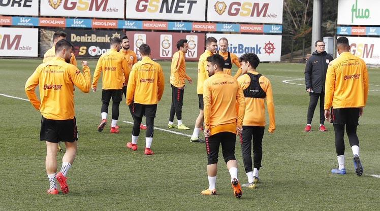 İşte Galatasaray'ın Hatay kadrosu