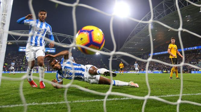Premier Lig'in sürprizi 90+1'de geldi (ÖZET)