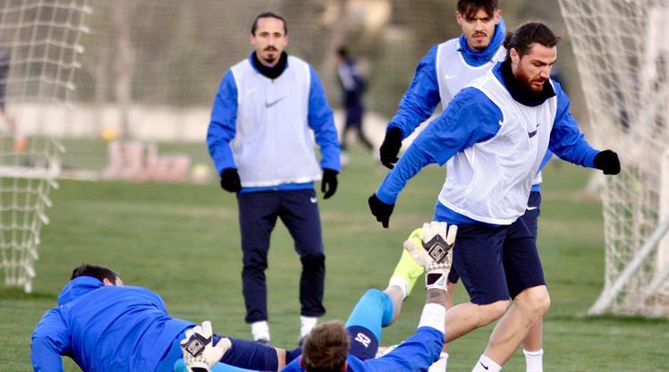 Antalyaspor maça hazır