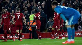 Liverpool'un acıması yok: 5-0 (ÖZET)