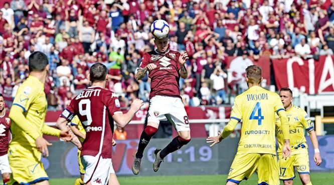 Torino ikinci yarı coştu! (ÖZET)