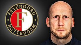 Feyenoord'un yeni patronu Stam