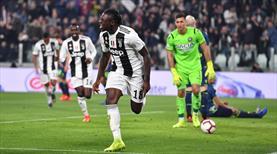 Juventus geri sayımı hızlandırdı: 4-1! (ÖZET)