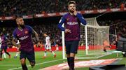 Barça kendini yormadı (ÖZET)