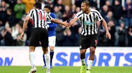 Newcastle Everton'ı pişman etti! Müthiş geri dönüş! (ÖZET)