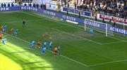 Adem Büyük gol hasretini penaltıyla dindirdi!