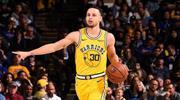 Curry coştu, Warriors kazandı!