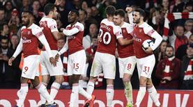 Arsenal Devler Ligi aşkına! (ÖZET)