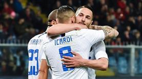 Icardi döndü, Inter coştu (ÖZET)