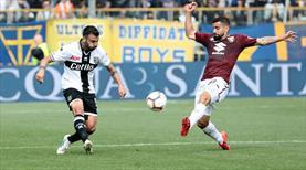 Parma'dan golsüz pansuman (ÖZET)