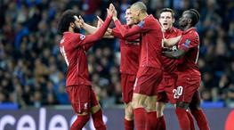Liverpool şovla yarı finalde (ÖZET)