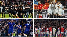 İşte UEFA Avrupa Ligi'nde haftanın 11'i