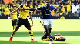 Dortmund derbide ağır yaralı