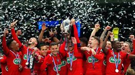 Paris Saint-Germain kupayı penaltılarla kaybetti (ÖZET)