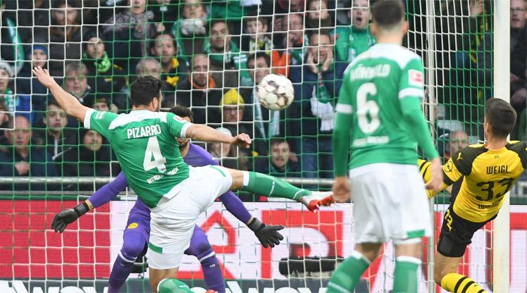 Pizarro'dan Bayern'e sevgilerle