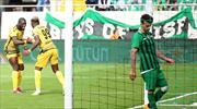 Akhisarspor-Evkur Yeni Malatyaspor: 0-2 (ÖZET)