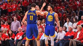 Curry Houston'ı tatile gönderdi