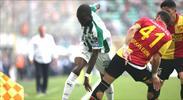 Bursaspor- Göztepe: 0-0 (ÖZET)