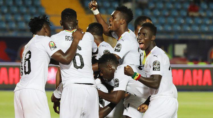 Gana ile Kamerun son 16'da