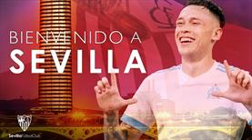 Tangocu'dan Sevilla'ya 5 yıllık imza