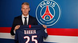 Paris Saint-Germain'den bir imza daha