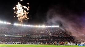 River Plate'ten örnek davranış