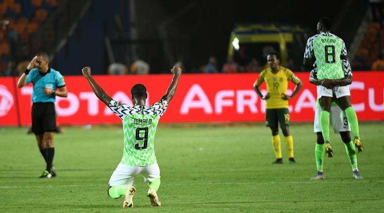 Nijerya yarı finalde