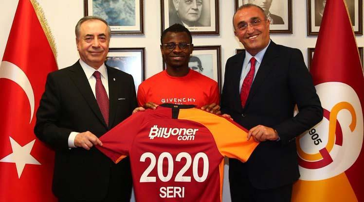 Seri'den Galatasaray taraftarına mesaj