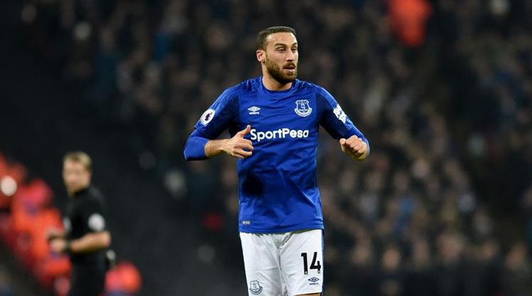Everton'dan sürpriz Cenk Tosun kararı