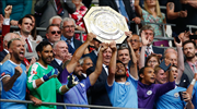 Sezonun ilk kupası City'nin