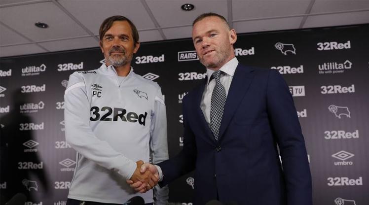 Rooney yeni macerası için geri sayıma geçti