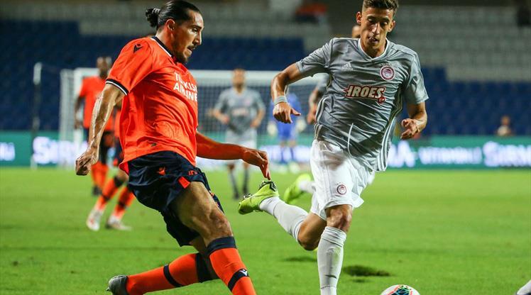 Medipol Başakşehir tur maçına çıkıyor